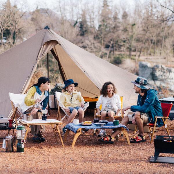安心安全なファミリーキャンプのおすすめスタイル